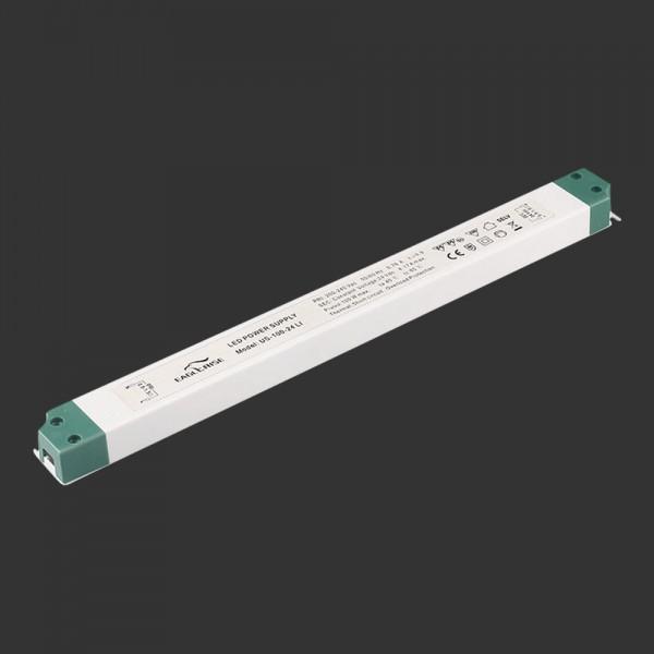LED-Netzteil 24 V DC, 30 W, extra schmal