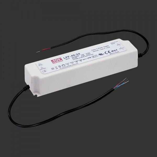 LED-Netzteil 24 V DC, 60 W,