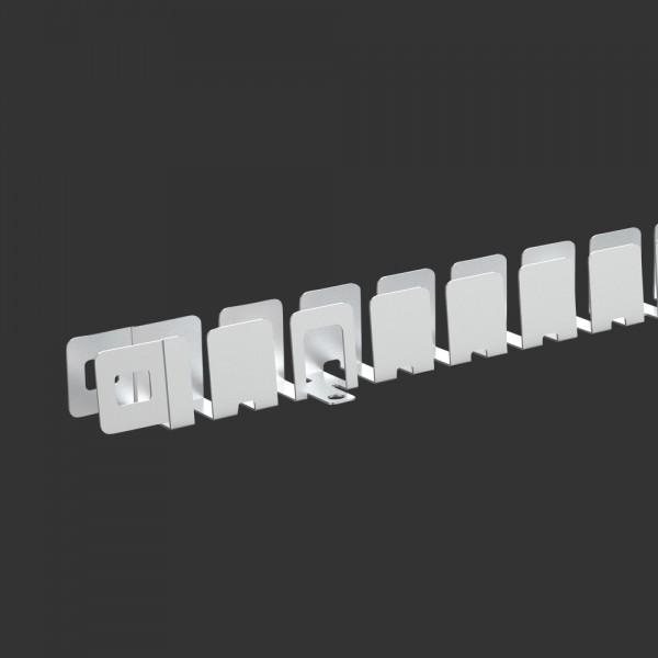 Montageprofil, flexibel, für sl 12x20 flex