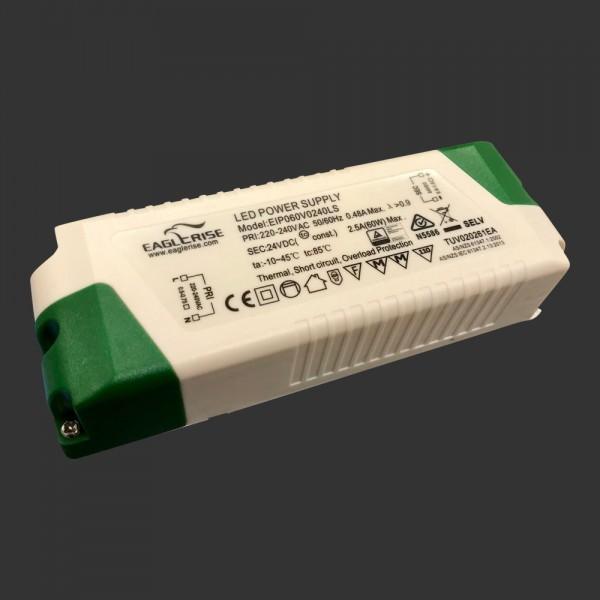 LED-Netzteil 12 V DC, 60 W,